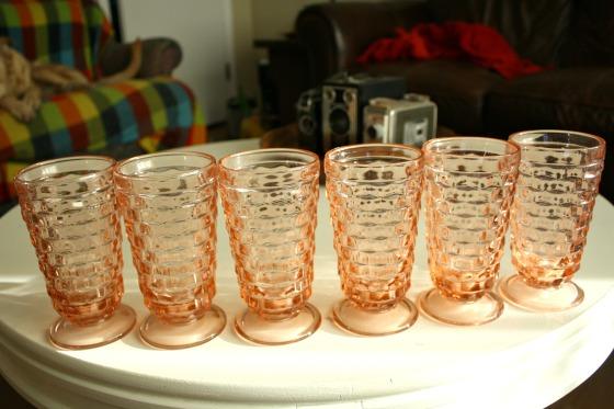 beveledfootedglasses